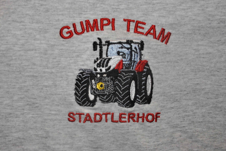 """T-Shirt Kinder """"Gumpi-Team"""""""