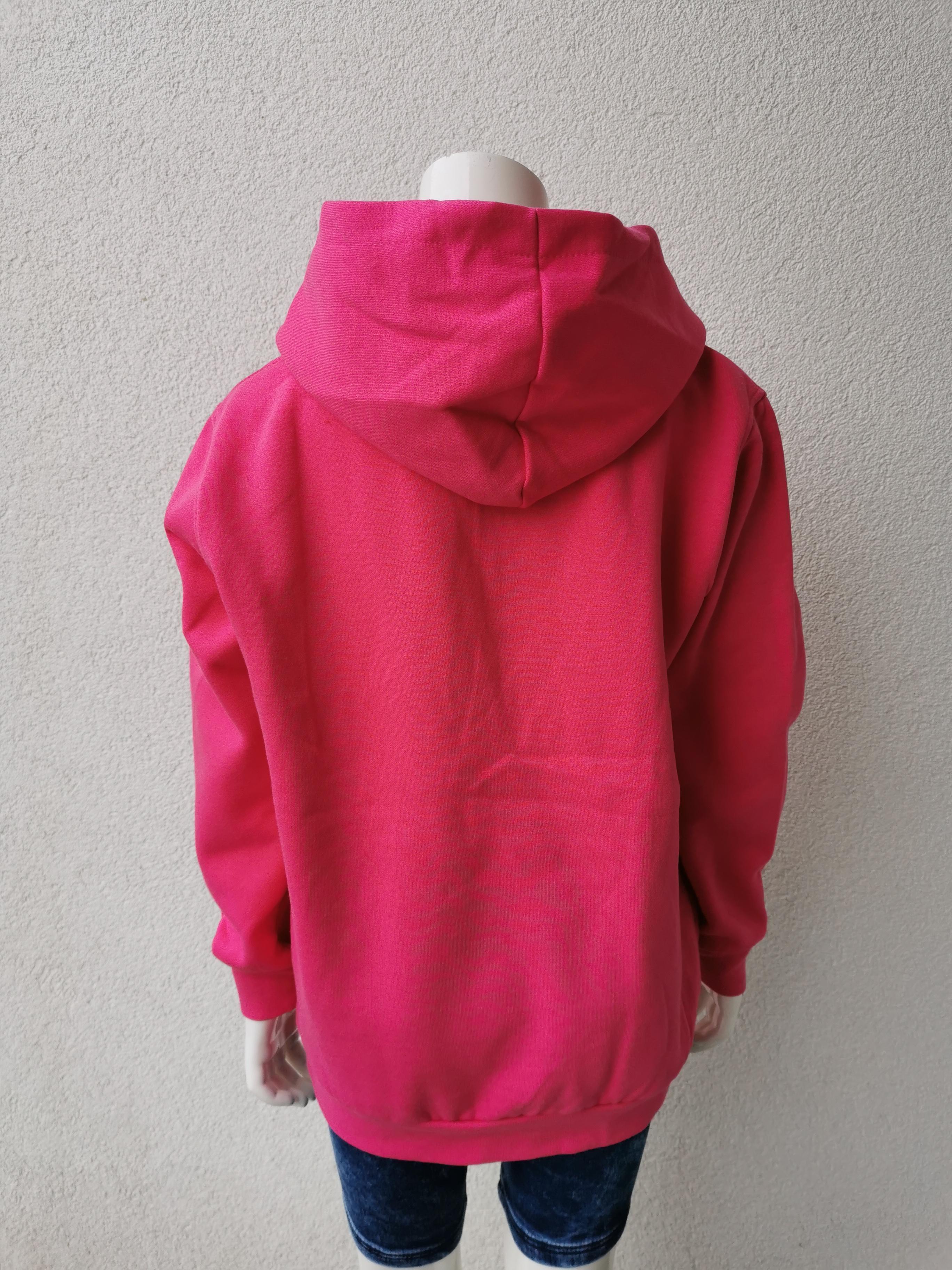"Damen Sweater mit Kapuze ""Gumpi-Team"""
